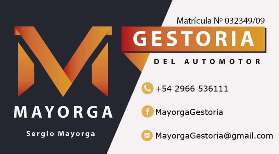 GESTORIA MAYORGA