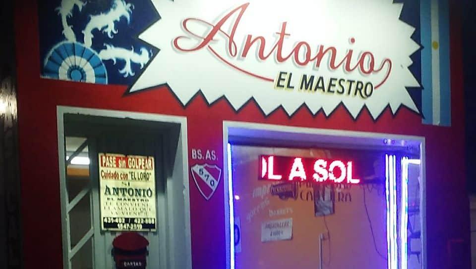 ANTONIO EL MAESTRO – PUBLICIDAD