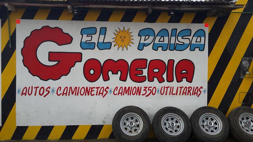Gomería El Paisa