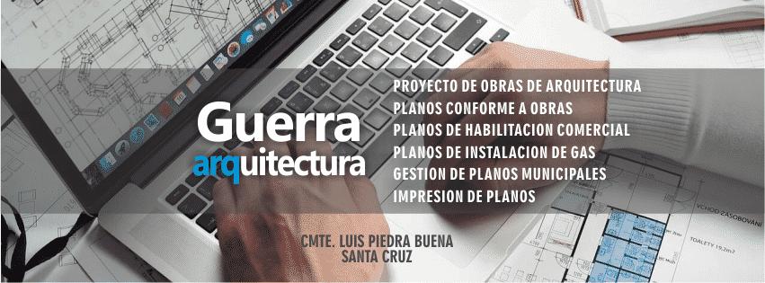 ARQ. RODRIGO GUERRA – ARQUITECTURA Y SERVICIOS