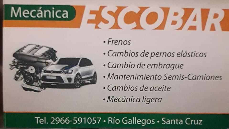 Mecánica Escobar