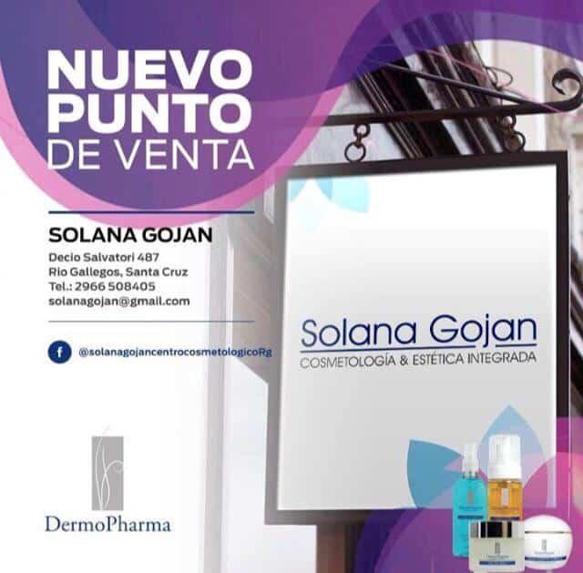 Solana Gojan Cosmetología