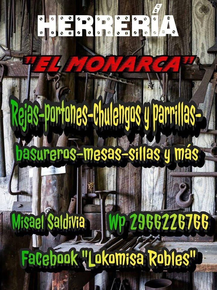 Herrería  El Monarca