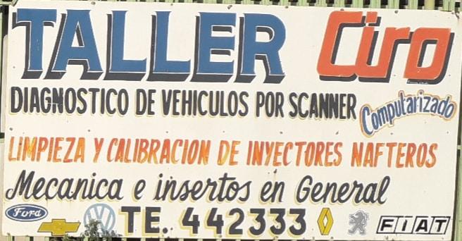TALLER CIRO