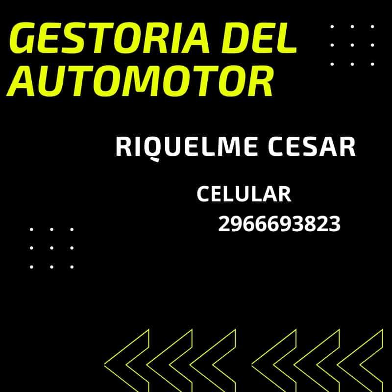 GER GESTORIA DEL AUTOMOTOR