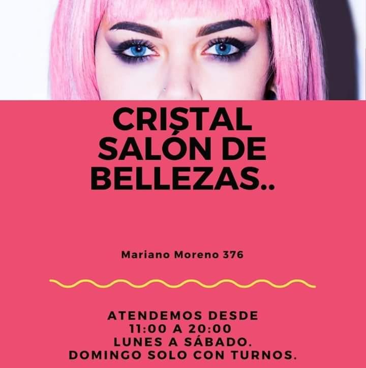 Salon de Belleza Cristal E Y SB