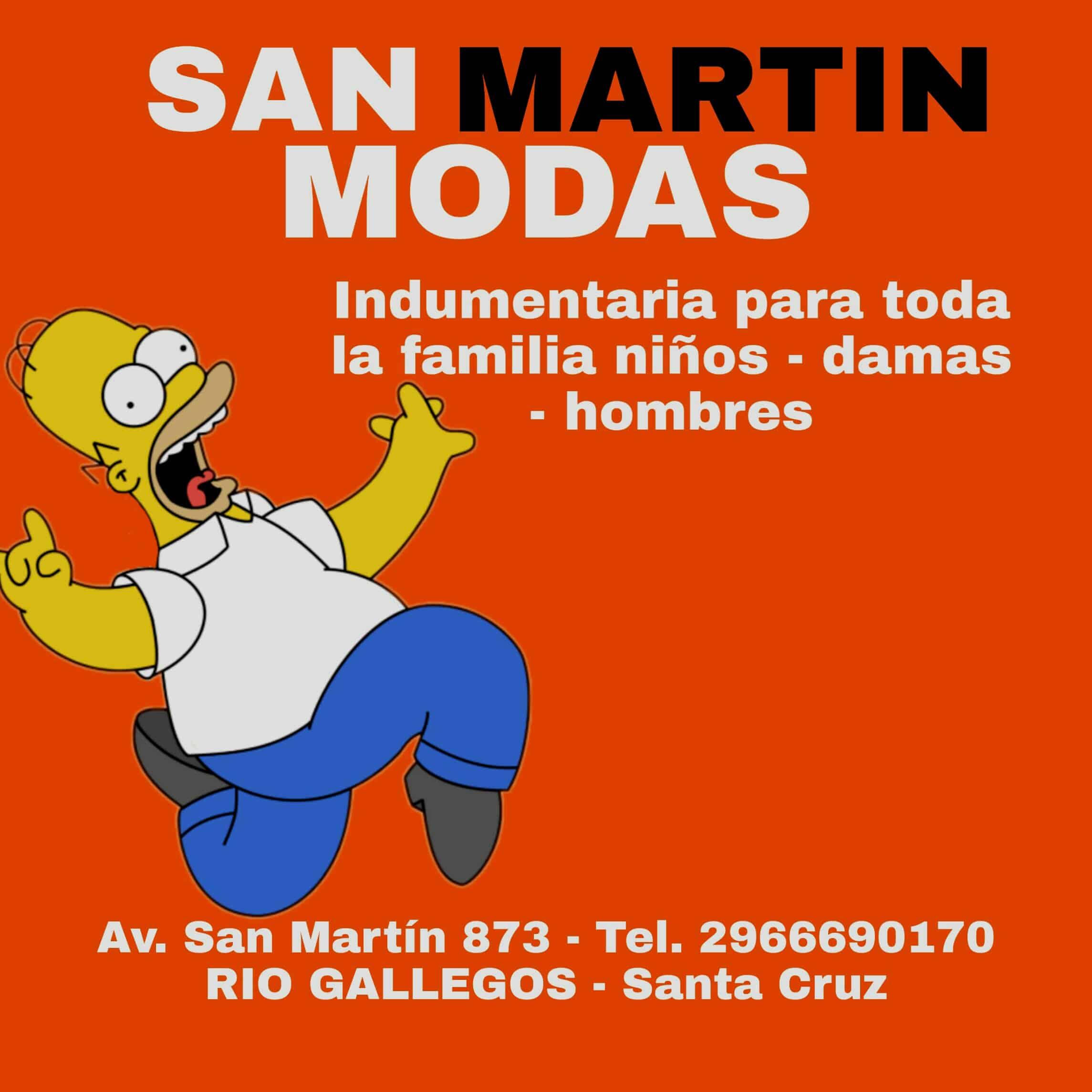 SAN MARTIN MODAS