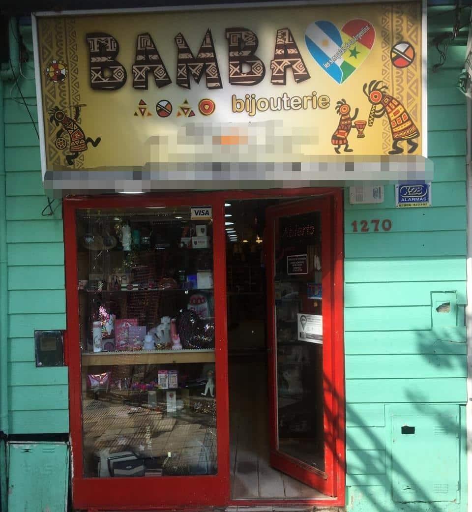Bamba bijouterie