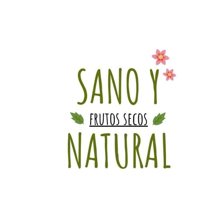 Sano y Natural Frutos secos