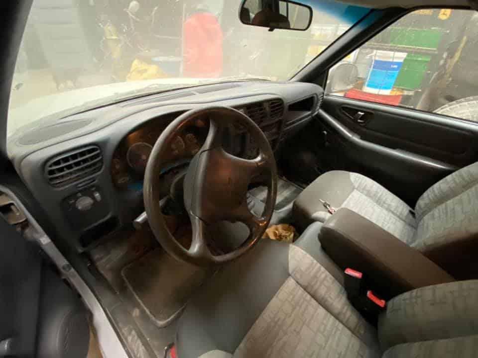 Chevrolet S10 4×4 LT