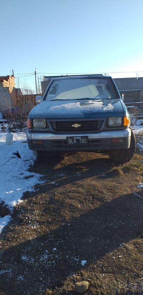 Chevrolet luv – Modelo 1997