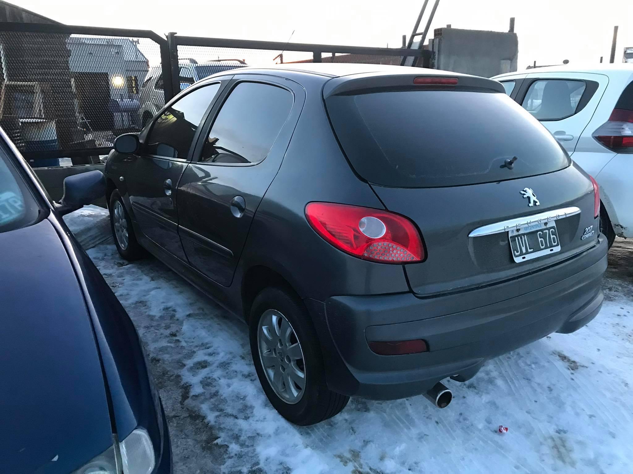 Peugeot 207 Compact – Modelo 2011