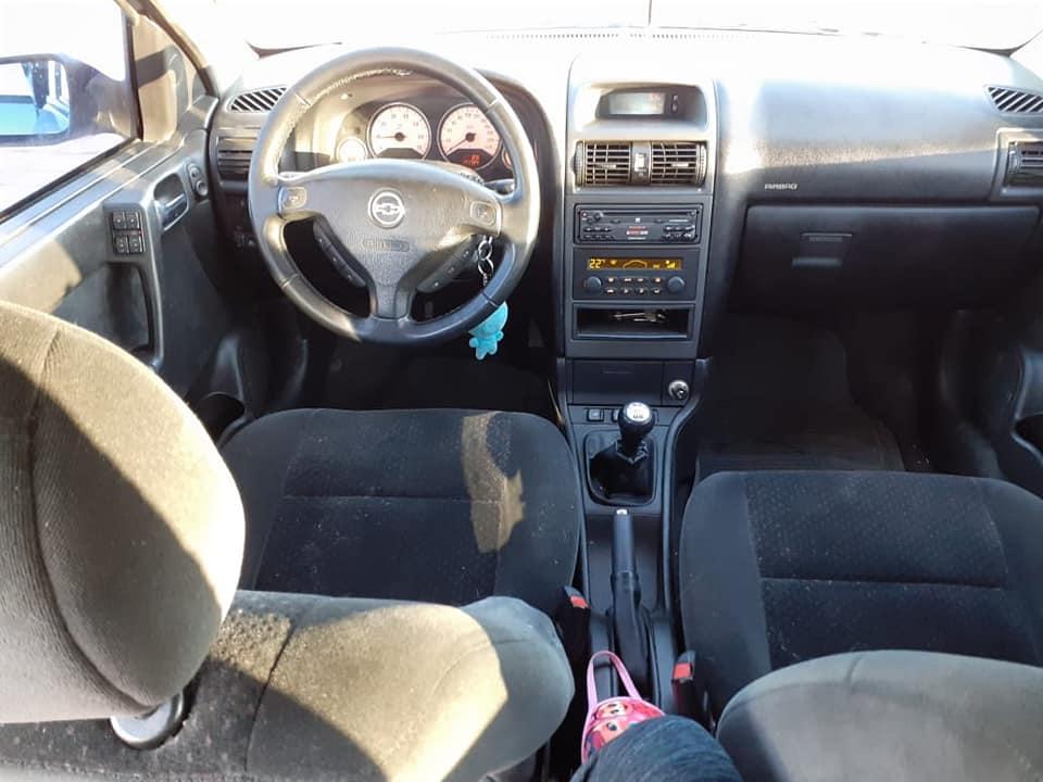 Chevrolet Astra GLS 2.0 – Modelo 2010
