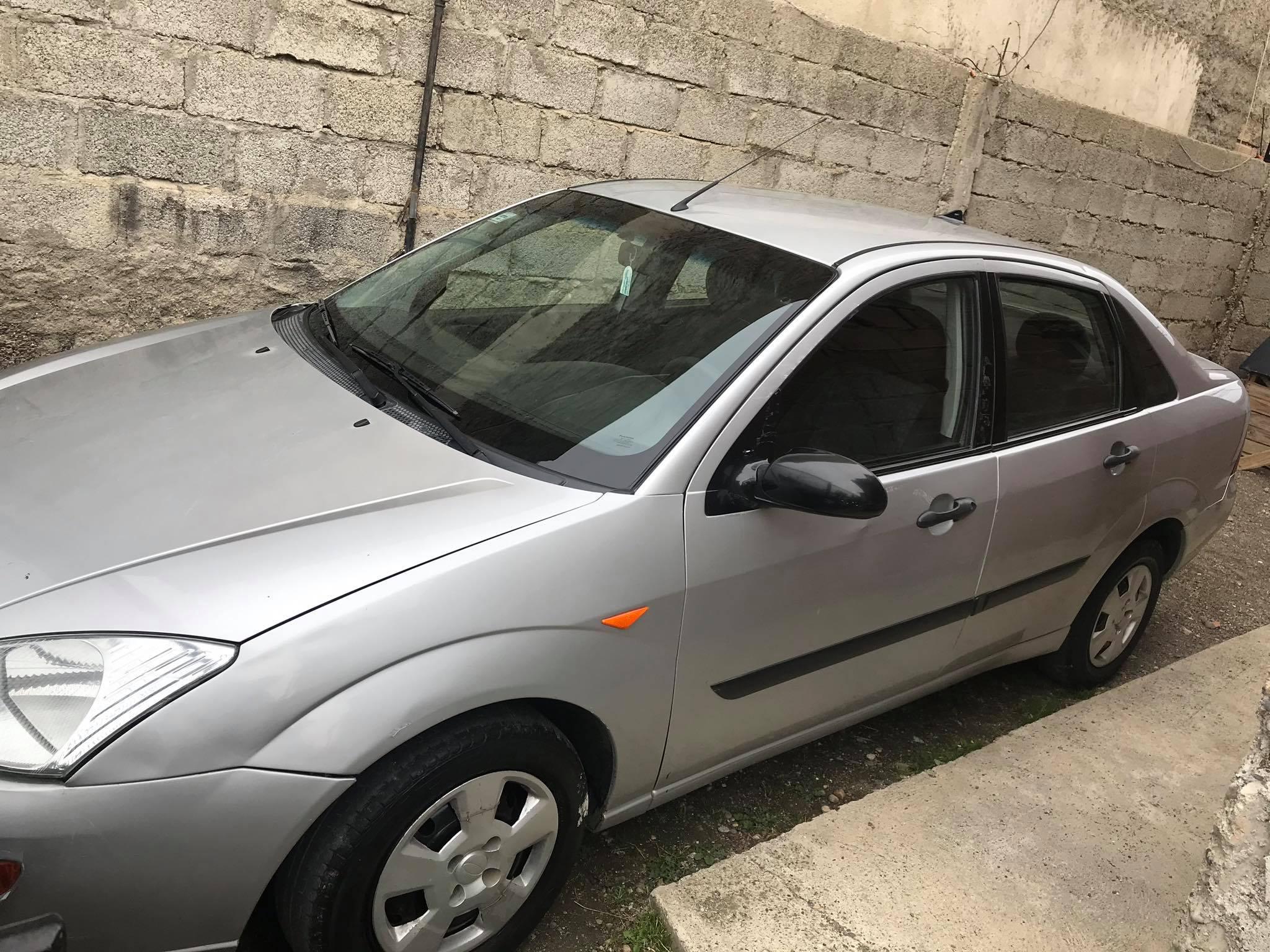 Ford Focus – Modelo 2003