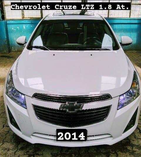 Chevrolet Cruze LTZ 1.8 At – Modelo 2014