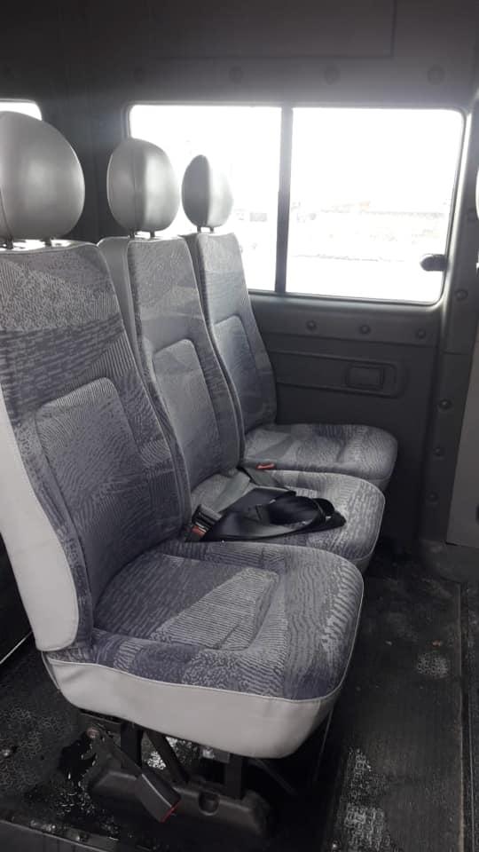 master minibus – Modelos 2007