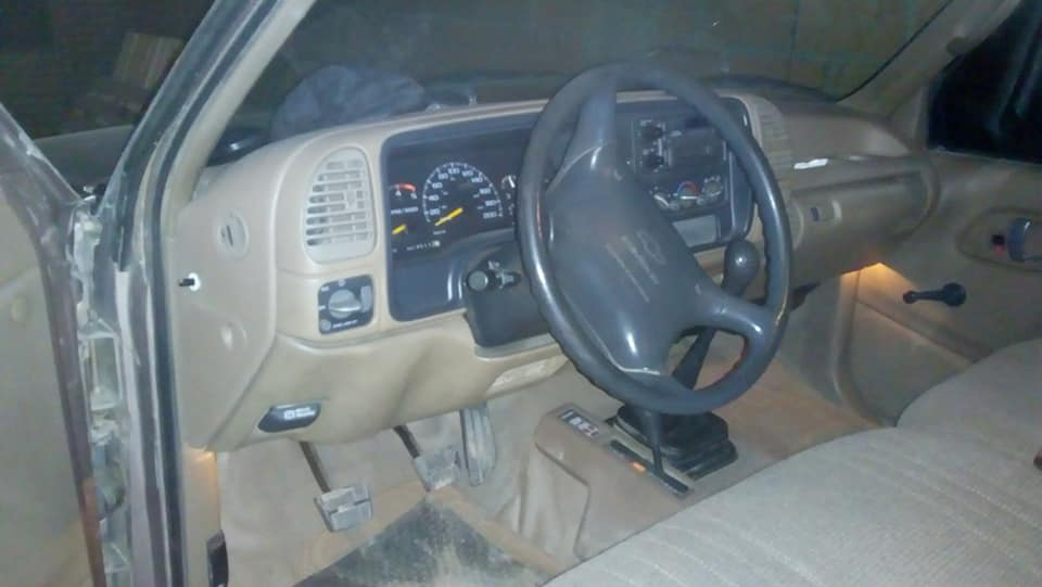 Chevrolet Cheyene C1500
