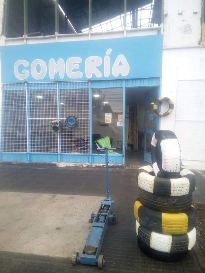 Gomeria La Fabrica