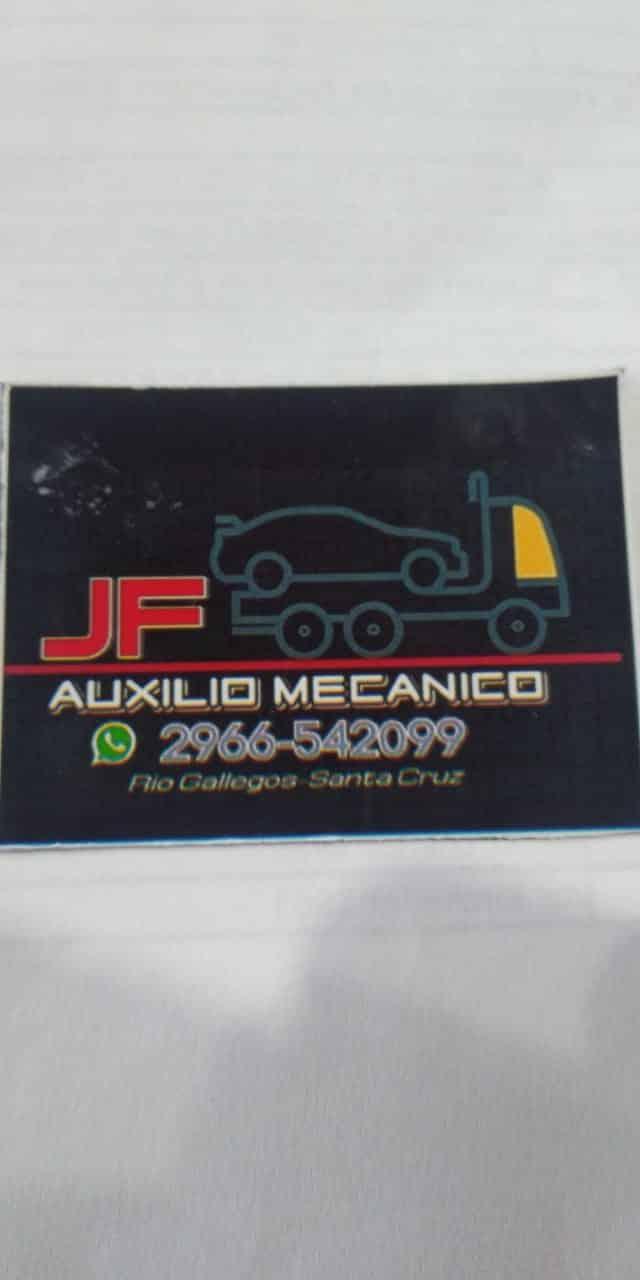 Auxilio mecanico jorge