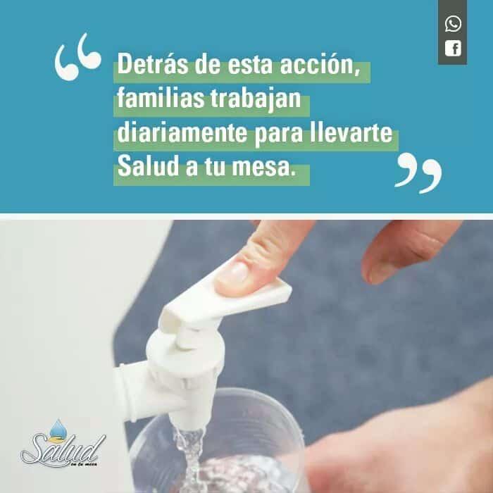 Salud Agua Natural