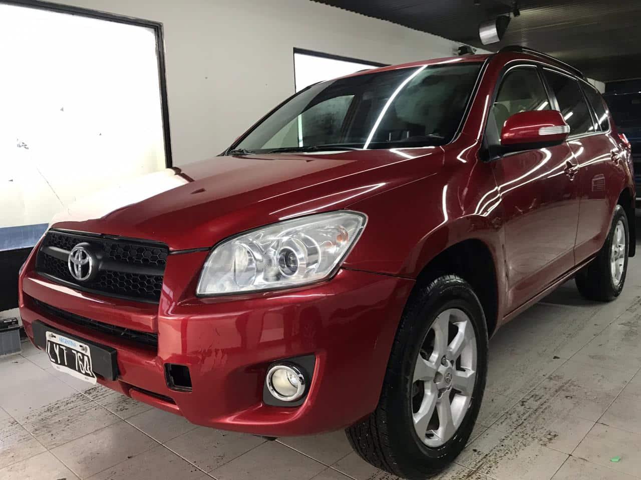 Toyota Rav 4  – Año 2013