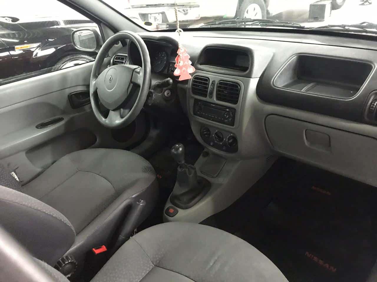 Clio 1.2 modelo 2011