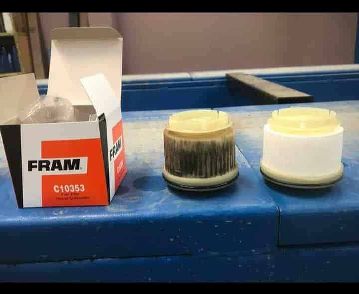 Filtro De Gas Oil Fram C10353