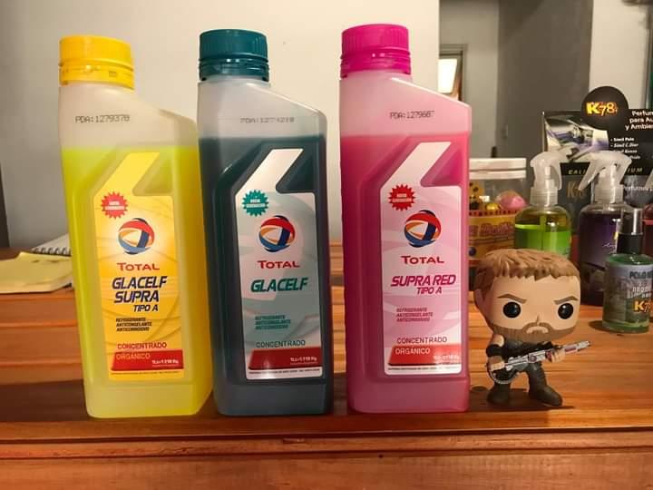 Liquido Refrigerante TOTAL
