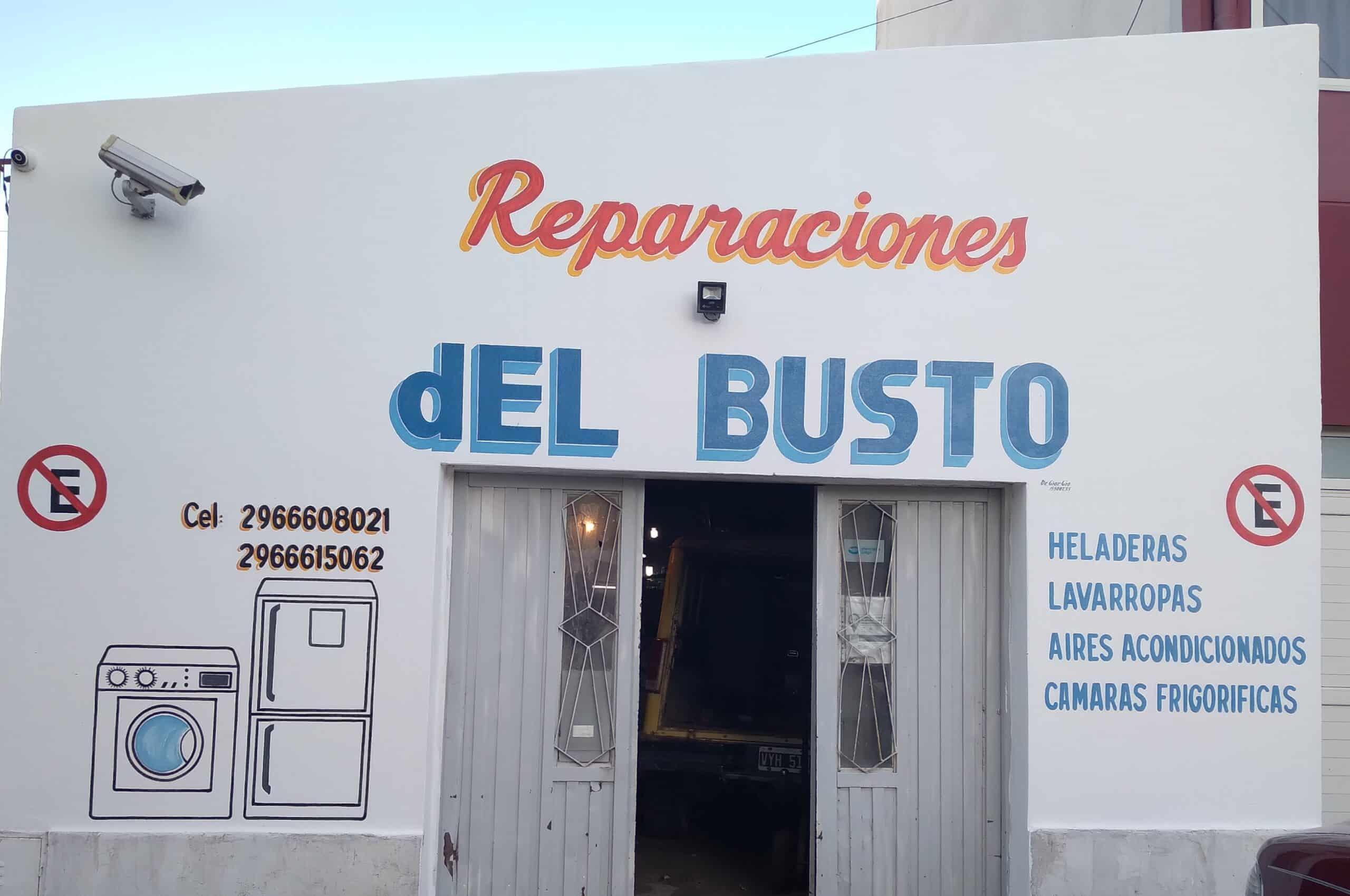 REPARACIONES DEL BUSTO