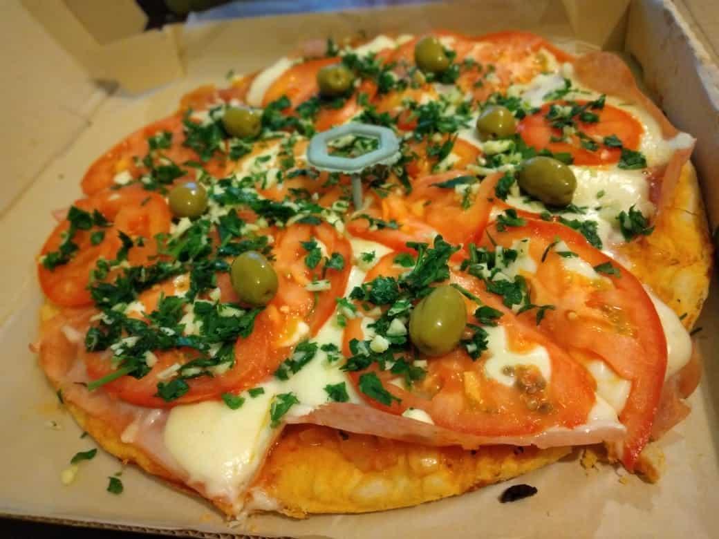 Pizzas Capriccio