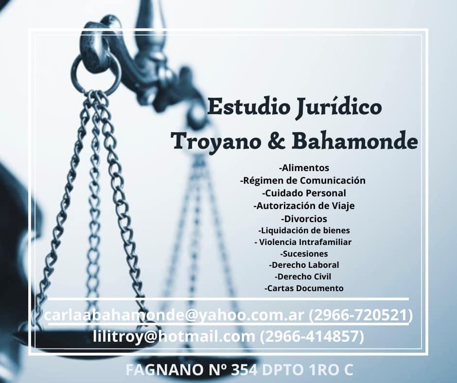 Estudio Jurídico Bahamonde & Troyano