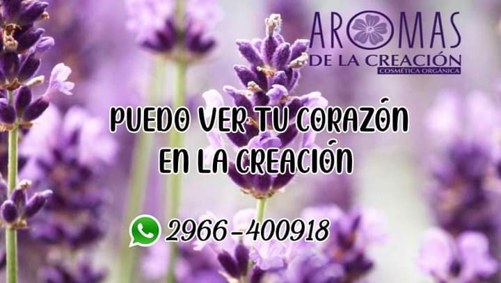 Aromas de la Creacion – Río Gallegos