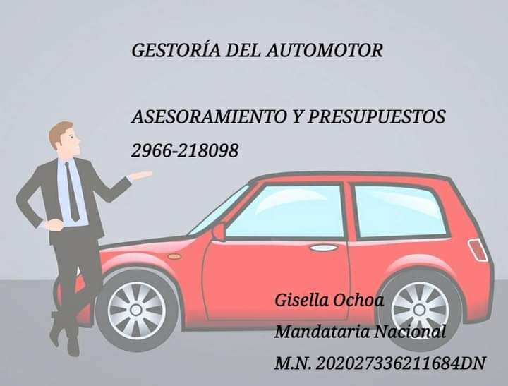 Gisela Ochoa – Mandataria Nacional