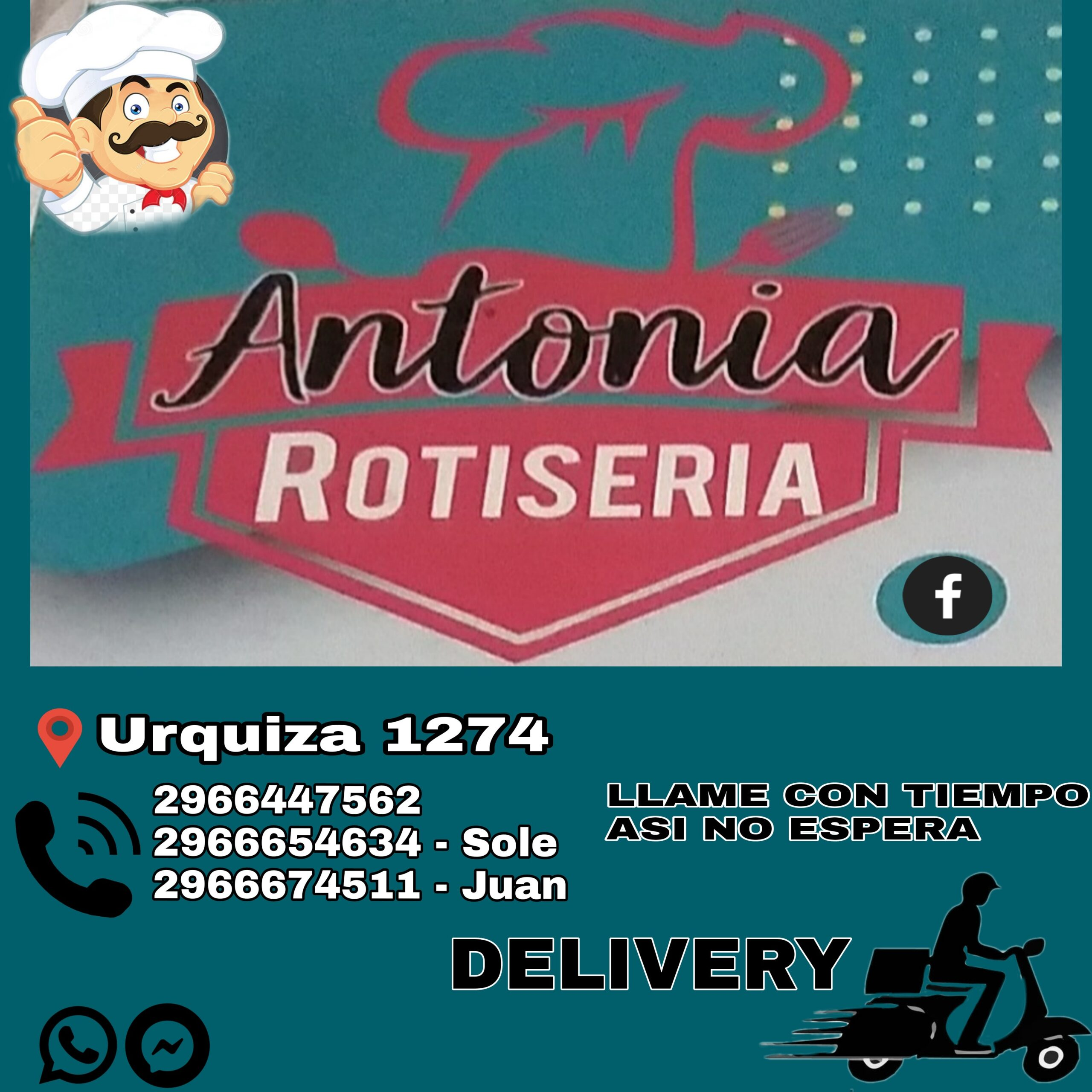 Antonia Rotiseria