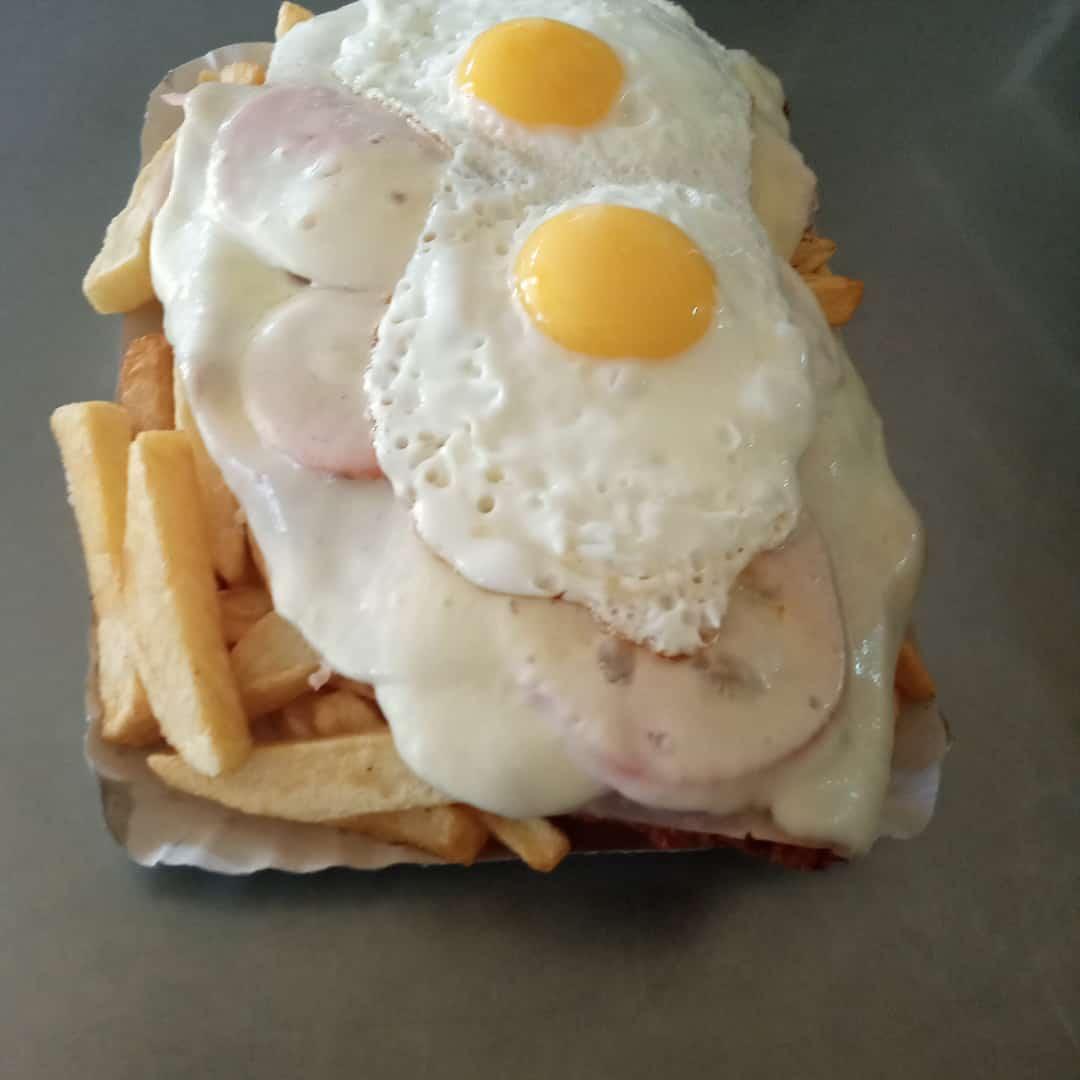Menú de Sándwiches