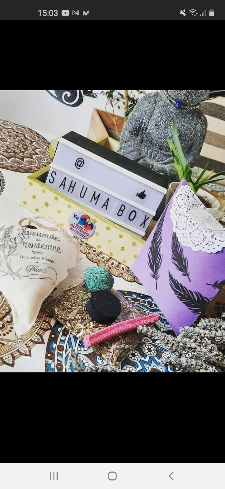 Sahumabox